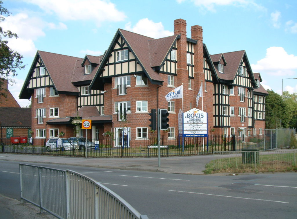 Retirement Apartments At Hinchley Wood For Bovis Homes Ltd
