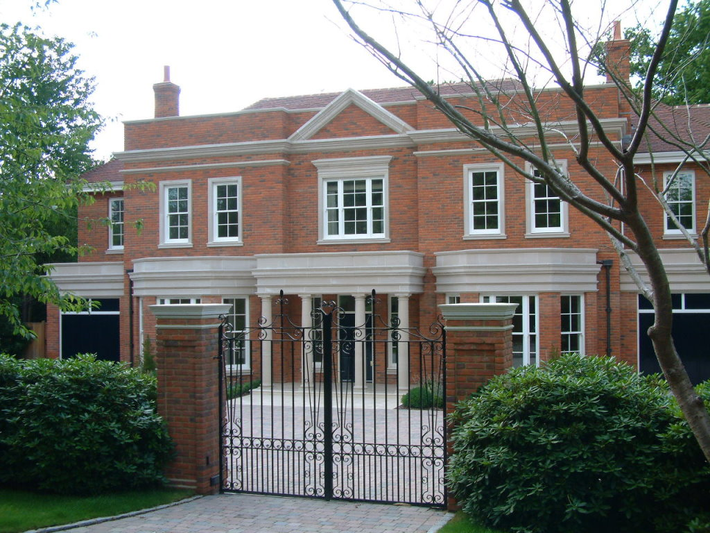 Remarkable Mansion At Weybridge For Heritage Design And Build Ltd Interior Design Ideas Helimdqseriescom